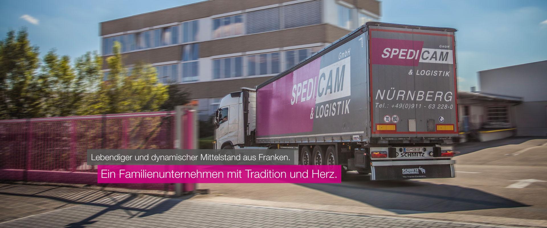 Unternehmen SPEDICAM & LOGISTIK